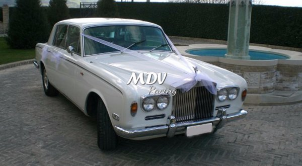 Roll Royce Silver Shadow