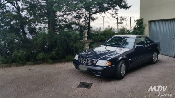 Mercedes SL 320