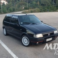 Auto Restaurate - Fiat Uno Turbo Racing