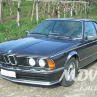 Auto Restaurate - BMW 635CSI 1978