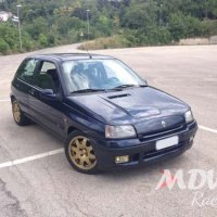 Auto Restaurate - Renault Clio Williams 1995